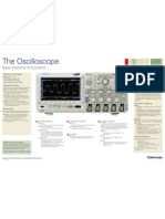 The Oscilloscope Basic Feature and Function