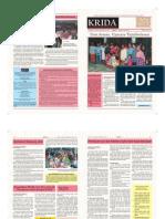 Koran Krida Edisi 10 Agustus 2011