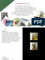 Frimaerkeprogram 2012 v1