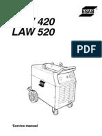 Law420, Law 520