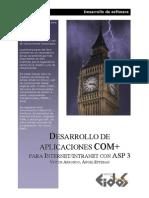 Eidos - Desarrollo de Aplicaciones COM+ Con ASP 3