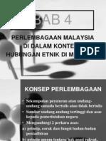Bab 4-Perlembagaan Malaysia Dlm Konteks He Di Malaysia