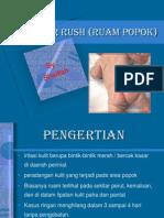 Diaper Rush (Ruam Popok)