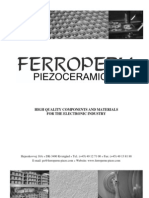 Ferroperm Catalogue