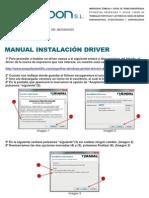 Instalacion Driver Paralelo Serie Ethernet
