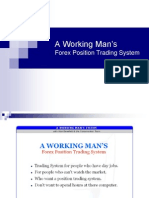 A Working Mans Position Trading System