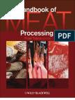Handbook of Meat Processing