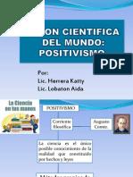 Positivismo y Educacionkatty Aida2010