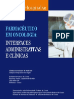 Farmacêutico em Oncologia - Interfaces Administrativas e Clínicas