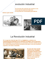 Revolucion Industrial - Adaptado de Educarchile