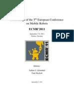 ECMR11 Proceedings