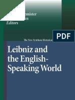 Leibniz.and the English Speaking World
