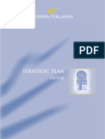 Borsa Italiana - Strategic Plan