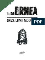 Ernest Bernea Criza[1]