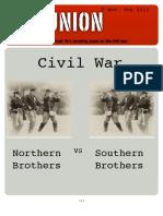 Civil War Story Map