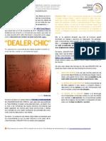Trendwatching Noviembre -  Dealer Chic (Es)