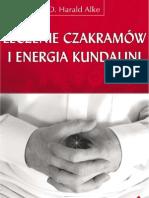 Leczenie czakramów i energia kundalini