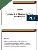 Logistica de La Distribucion Fisica Internacional