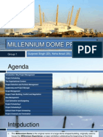 Millennium Dome Project