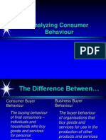 SHR037-6 Consumer Behaviour