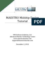 MAESTRO Midship Design Tutorial_2010!12!09