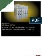 Centro de Control de Motores - ABB