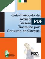 GUIA PROTOCOLO COCAINA Completo y Definitivo 19 Agosto 2011