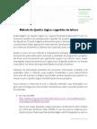 Sugestões de leitura_Quadro_Logico