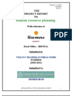 Project Report Vedant.