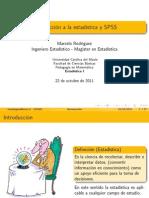 1 - Introducción a estadística (Ped. Mat)