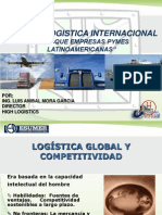 4. Gestion Logistica y Competitividad Pymes La Ti No American As