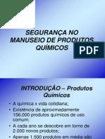 6646469 Seguranca No Manuseio de Produtos Quimicos