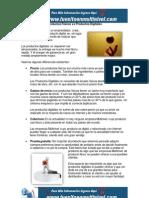 Productos Físicos vs Productos Digitales