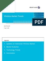 20090407 Wireless Market Trends