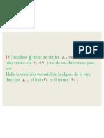Trabajo de Geometria Analiticca
