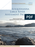2010 Susquehanna Large River Assessment Project