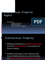 15649640 Intellectual Property Rights