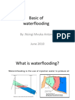Basic of Water Flooding