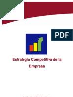 Unidad 1 ESTRATEGIA COMPETITIVA D ELA EMPRESA