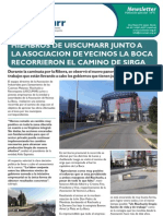 Newsletter nº11 UISCUMARR