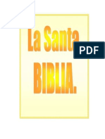 La Santa Biblia ( Completa en Español)