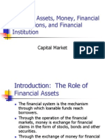 Financial Assets, Money, Financial Transactions,CH2