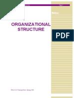 2 Organization