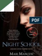 Blood Coven 05 - Escola Noturna