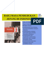 BAB 2 Masa Pendudukan Jepang Di Indonesia
