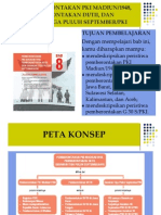 BAB 8 Pemberontakan PKI Madiun 1948, Pemberontakan DI TII, Dan Gerakan Tiga Puluh September PKI