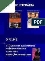 ANÁLISE LIERÁRIA - Antologia Poética de Vinícios de Moraes - 2010