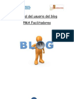 Manual Del Usuario Del Blog