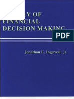32761435 Theory of Financial Decision Making