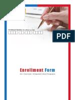 Enrollmentform_Shalinee_FIITJEE